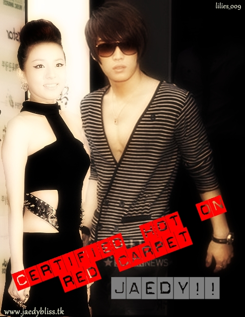 Sandara park and kim jaejoong dating