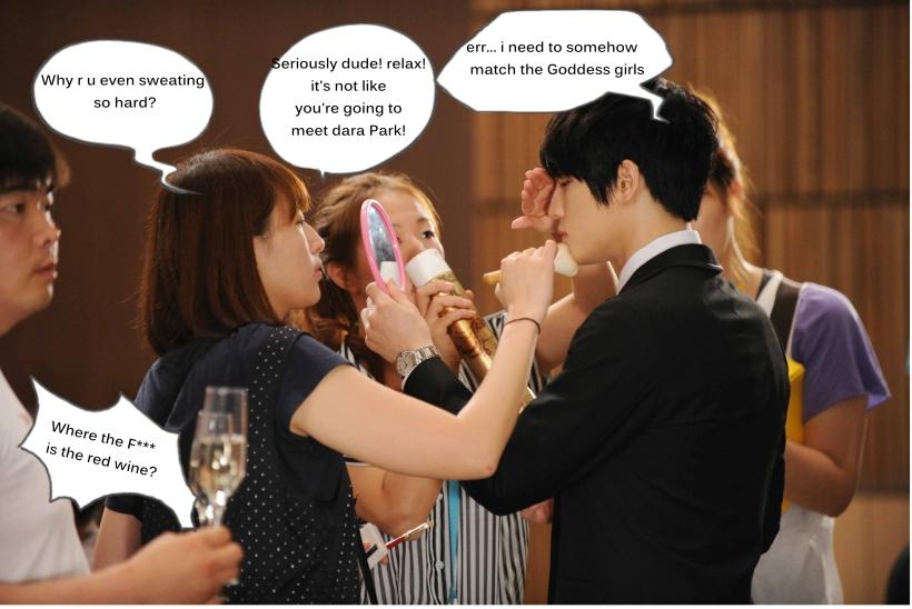 dara park kim jaejoong dating seriøse forhold dating apps